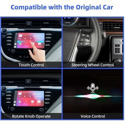 AutoSmart AS-CP99 S Android Carplay adapteris automobiliui (Skirta Audi, BMW, MB, Porsche, Volvo, Cadillac markės automobiliams)