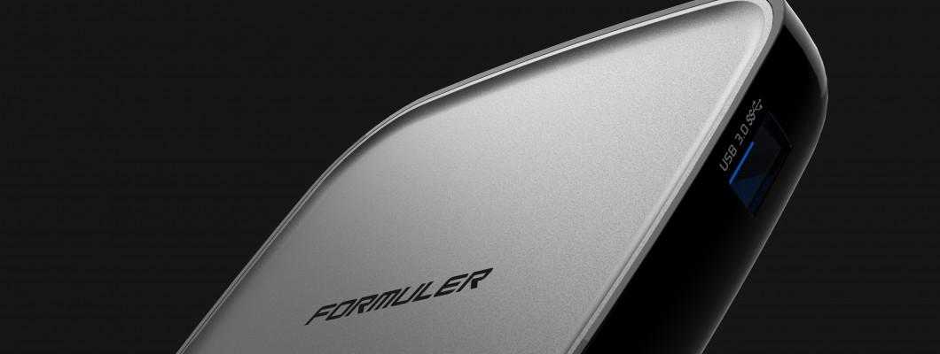 FORMULER GTV