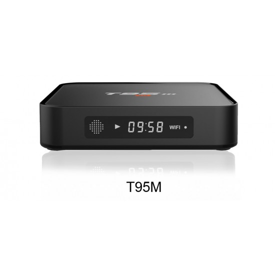 Android TV BOX T95M