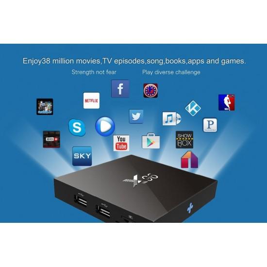 TV BOX X96 2GB