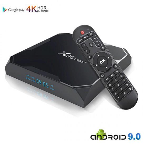 TV BOX X96 MAX PLUS 2/16