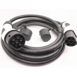Įkrovimo kabelis TYPE2 - TYPE2 16A 3P