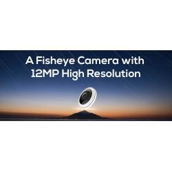 Milesight Fisheye 360° kamera MS-C9674-PB 12MP