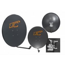 """Palydovinė antena 80cm """"GRAFITI"""""""