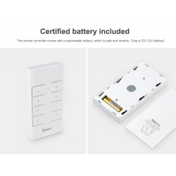 Sonoff RM433 RF remote control