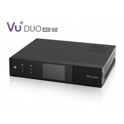VU+(PLUS) DUO 4K SE Palydovinės TV UHD imtuvas