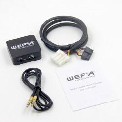 Mazda USB SD adapteris  WEFA
