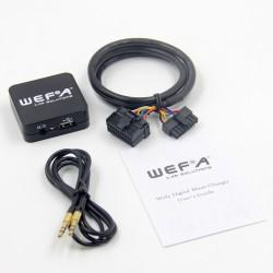 SUBARU USB SD adapteris  WEFA 10+10PIN