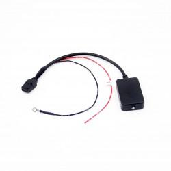 BMW E60 adapteris per AUX  WF-502 A2DP Bluetooth
