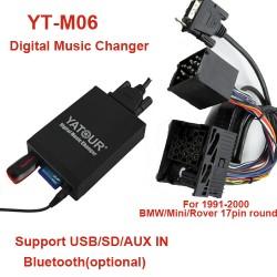 BMW mp3 adapteris YATOUR 17PIN(BM1)