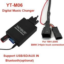 BMW mp3 adapteris YATOUR 3+6PIN