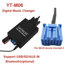 Honda USB mp3 YATOUR  adapteris HON1