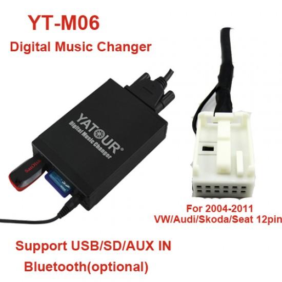 SEAT MP3 USB/SD ADAPTERIS YATOUR 12PIN.
