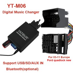 Ford Mp3 USB adapteris YATOUR 12PIN