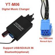 Renault USB MP3 adapteris REN8
