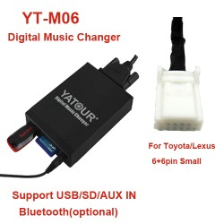 Toyota USB MP3 adapteris 6+6 PIN