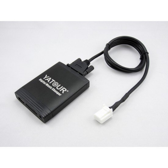 Toyota USB MP3 adapteris 6+6 PIN