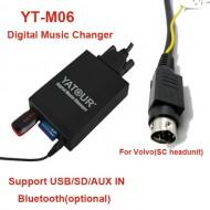 Volvo USB MP3 adapteris SC grotuvams