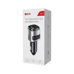 FM moduliatorius BC41 (USB 2.0+ USB 3.0, QC+laisvų rankų įranga)