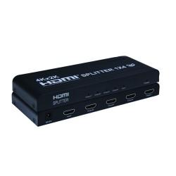 HDMI daliklis 1x4, 4K