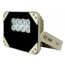 IR šviestuvas 80m. 45° XD-S-8-45IR