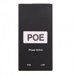 48V 24W POE Adapter