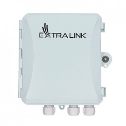 EXTRALINK 12 Core Fiber Optic Distribution Box DIANA