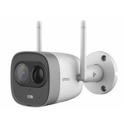 IMOU 1080P H.265 Active Deterrence Bullet Wi-Fi Camera, New Bullet