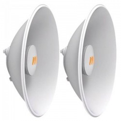 MIMOSA 20 dBi Gain Horn Antenna for C5x radio (2-pack)