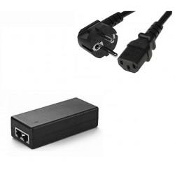 24V 1.6A POE 10/100 Mbps Adapter