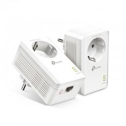 TP-LINK AV1000 Gigabit Passthrough Powerline Starter Kit, TL-PA7017P KIT